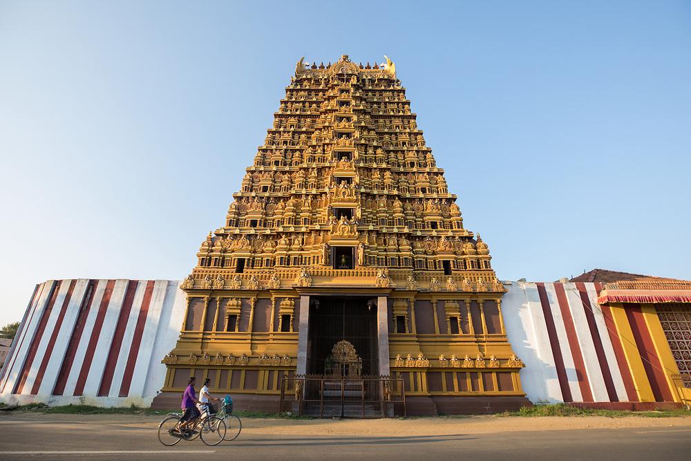 Nallur Kandaswamy Kovil, Jaffna, Sri Lanka