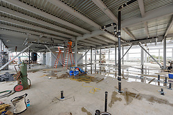 Boathouse at Canal Dock Phase II | State Project #92-570/92-674 Construction Progress Photo Documentation No. 11 on 23 May 2017. Image No. 27 Second Level