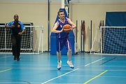 11/02/2017, Colin Doheny - Basketball at St. Pats, Navan<br /> <br /> Photo: David Mullen / www.cyberimages.net <br /> ©David Mullen<br /> ISO: 4000; Shutter: 1/800; Aperture: 2.8; <br /> File Size: 3.1MB<br /> Print Size: 8.6 x 5.8 inches