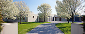 Private Home, Sagaponack: Designed by Gwathmey Siegel