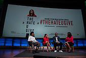 Washington DC screening of 21st Century Fox's The Hate U Give.