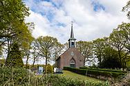 25-04-2020: Blesdijke, Weststellingwerf - Kerk aan de Markeweg