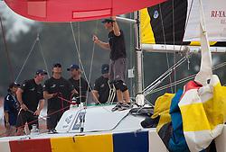 Ben Ainslie (GBR), Team Origin. Monsoon Cup 2009. Kuala Terengganu, Malaysia. 3 December 2009. Photo: Sander van der Borch / Subzero Images