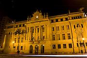 Sao Paulo_SP, Brasil...Faculdade de Direito em Sao Paulo...College of Law in Sao Paulo...Foto: MARCUS DESIMONI /  NITRO