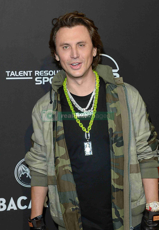 Celebrities attend the Sports Illustrated Saturday Night Lights SuperBowl Party on February 2, 2019 in Atlanta, Georgia. 02 Feb 2019 Pictured: Jonathan Cheban. Photo credit: imageSPACE/MEGA TheMegaAgency.com +1 888 505 6342