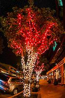 Roppongi Restaurant, Prospect Street, La Jolla (San Diego), California USA.