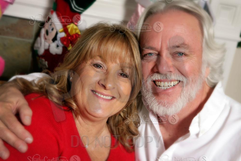 24 December 2009: Phil, Gail Johnston Family in Fountain Valley, CA on Christmas Eve.  Jerry, Heather, Sascha, Cole Johnson. Greg, Annie, Brady, Brooke Johnston, Theresa an Eric Kettler.