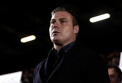 Bury manager David Flitcroft - Mandatory by-line: Robbie Stephenson/JMP - 24/10/2016 - FOOTBALL - Gigg Lane - Bury, England - Bury v Bolton Wanderers - Sky Bet League One