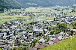 THEMENBILD - Ortsansicht von Bramberg am Wildkogel, aufgenommen am 08. Mai 2020, Bramberg, Österreich // Village view of Bramberg am Wildkogel on 2020/05/08, Bramberg, Austria. EXPA Pictures © 2020, PhotoCredit: EXPA/ Stefanie Oberhauser