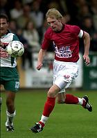 Fotball<br /> Belgia 2003/2004<br /> 02.07.2003<br /> Ole Martin Aarst - Standard Liege<br /> Foto: Vincent Kalut, Digitalsport