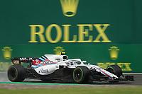 Sergej Sirotkin Williams Mercedes<br /> Monza 31-08-2018 GP Italia <br /> Formula 1 Championship 2018 <br /> Foto Federico Basile / Insidefoto