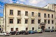 Collegium Iuridicum Uniwersytetu Jagiellonskiego, Krakow<br /> The Jagiellonian University in Cracow; building of Collegium Iuridicum, Poland