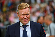 Netherlands Head Coach Ronald Koeman during the UEFA Nations League semi-final match between Netherlands and England at Estadio D. Afonso Henriques, Guimaraes, Portugal on 6 June 2019.