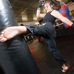 Krav Maga class at Battlefield Gym