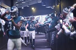 During the NFL game between the Washington Redskins and the Philadelphia Eagles in Philadelphia, Pennsylvania on Sunday December 11th 2016. (Brian Garfinkel/Philadelphia Eagles)