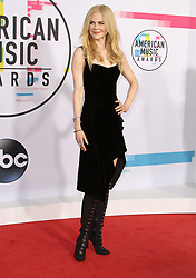 The 2017 American Music Awards at The Microsoft Theatre in Los Angeles, California on 11/19/17. 19 Nov 2017 Pictured: Nicole Kidman. Photo credit: River / MEGA TheMegaAgency.com +1 888 505 6342