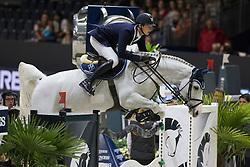 Deusser Daniel (GER) - Cornet d'Amour<br /> Longines FEI World Cup™ Jumping Final 2013/2014<br /> Lyon 2014<br /> © Dirk Caremans