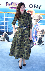 July 1, 2018 - Los Angeles, California, USA - 6/30/18.Kathryn Hahn at the premiere of ''Hotel Transylvania 3: Summer Vacation'' held at the Westwood Village Theatre in Los Angeles, CA. (Credit Image: © Starmax/Newscom via ZUMA Press)