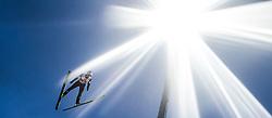 06.01.2014, Paul Ausserleitner Schanze, Bischofshofen, AUT, FIS Ski Sprung Weltcup, 62. Vierschanzentournee, Bewerb, im Bild Michael Hayboeck (AUT) // Michael Hayboeck (AUT) during Competition of 62nd Four Hills Tournament of FIS Ski Jumping World Cup at the Paul Ausserleitner Schanze, Bischofshofen, Austria on 2014/01/06. EXPA Pictures © 2014, PhotoCredit: EXPA/ JFK