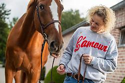 Ducoffre Jenny, BEL, Igor<br /> Eurohorse Stables - Grobbendonk 2019<br /> © Hippo Foto - Dirk Caremans<br />  18/09/2019
