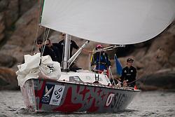 Rahm v Mirsky. Photo: Dan Ljungsvik