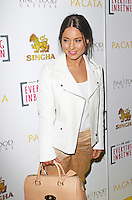 Louise Thompson, Pacata - Launch Party, Covent Garden, London UK, 28 March 2014, Photo by Brett D. Cove