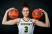 Women's Basketball Portraits 11/26/19