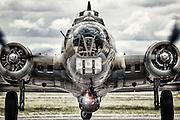 Collings' Foundation B17G Flying Fortress, Nine O Nine.