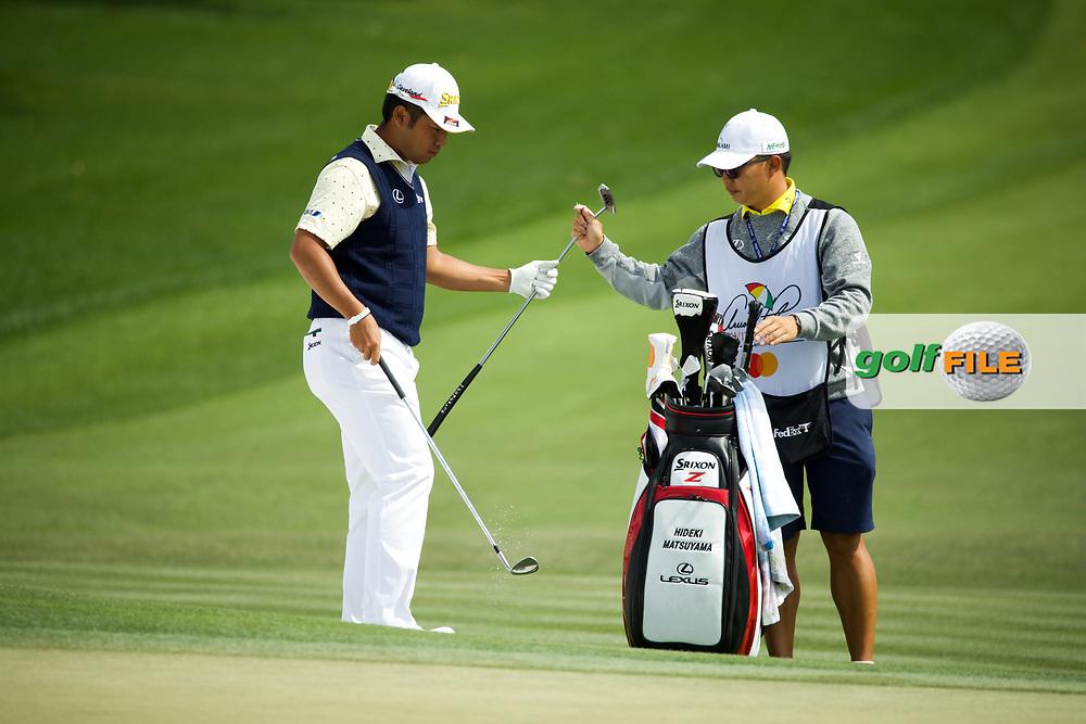 Hideki Matsuyama (JPN) during the final round of the Arnold Palmer Invitational presented by Mastercard, Bay Hill, Orlando, Florida, USA. 08/03/2020.<br /> Picture: Golffile   Scott Halleran<br /> <br /> <br /> All photo usage must carry mandatory copyright credit (© Golffile   Scott Halleran)