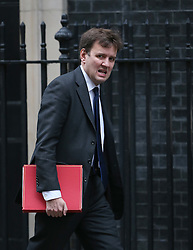© Licensed to London News Pictures. 24/11/2015. London, UK.  <br /> Chief Secretary to the Treasury Greg Hands, arrives for a cabinet meeting in Downing Street. Photo credit: Peter Macdiarmid/LNP