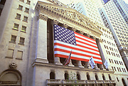 New York Stock Exchange, Broad Street & Wall Street, Manhattan, New York