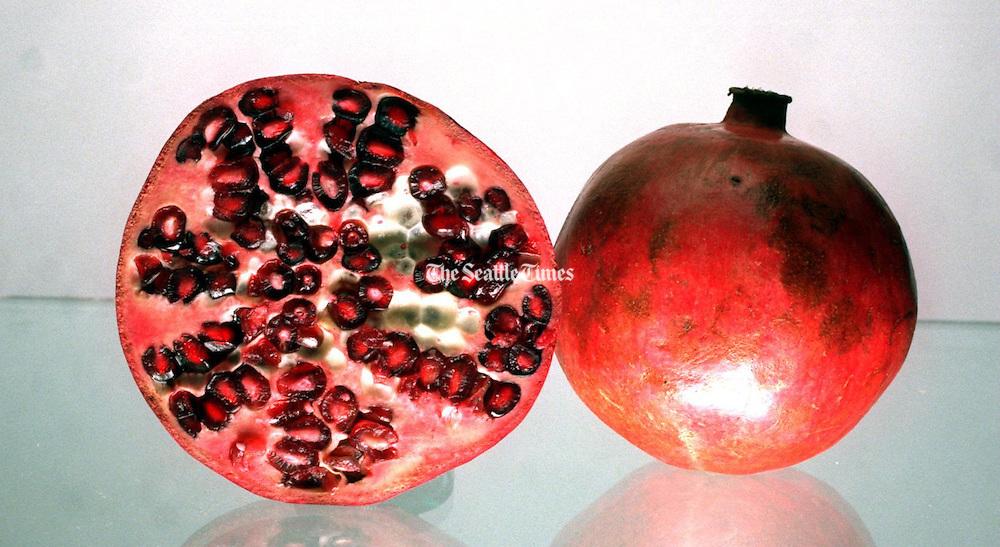 Pomegranate (Greg Gilbert / The Seattle Times)