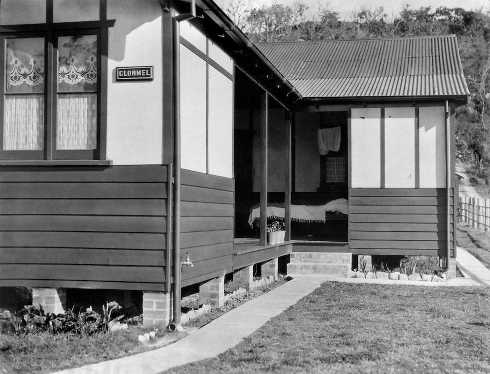 Working Man's Home, Australia, 1930