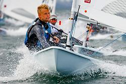 , Kieler Woche 05. - 13.09.2020, Laser Standard - CAN 212109 - Ben FLOWER - Paignton SC