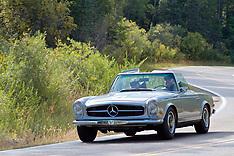 136 1969 Mercedes-Benz 280SL Roadster