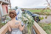 Samantha & Bryan's Rainy Earth to Table Farm Wedding