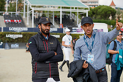 Al Hajri Mohammed Ghanem, UAE<br /> CSIO Barcelona 2017<br /> © Hippo Foto - Dirk Caremans<br /> 28/09/2017