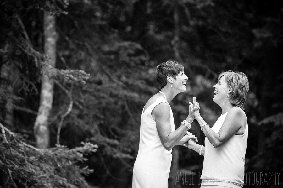 Maine Same Sex Wedding Photographer