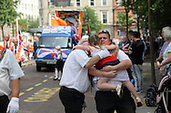 Orange Order Parade, Belfast