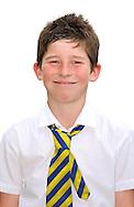 Young School Boy