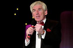 Doncaster Business Awards with Tom O`Connor<br /> Thursday 16th December 2004<br /> <br /> This Images is Copyright Paul David Drabble<br /> <br /> [#Beginning of Shooting Data Section]<br /> Nikon D1 <br /> <br /> Focal Length: 125mm<br /> <br /> Optimize Image: <br /> <br /> Color Mode: <br /> <br /> Noise Reduction: <br /> <br /> 2004/12/16 21:33:01.4<br /> <br /> Exposure Mode: Manual<br /> <br /> White Balance: Auto<br /> <br /> Tone Comp: Normal<br /> <br /> JPEG (8-bit) Fine<br /> <br /> Metering Mode: Spot<br /> <br /> AF Mode: AF-S<br /> <br /> Hue Adjustment: <br /> <br /> Image Size:  2000 x 1312<br /> <br /> 1/200 sec - F/3.5<br /> <br /> Flash Sync Mode: Not Attached<br /> <br /> Saturation: <br /> <br /> Color<br /> <br /> Exposure Comp.: 0 EV<br /> <br /> Sharpening: Normal<br /> <br /> Lens: 80-200mm F/2.8<br /> <br /> Sensitivity: ISO 800<br /> <br /> Image Comment: <br /> <br /> [#End of Shooting Data Section]
