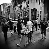 Sydney City Streetscapes