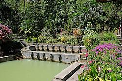 Obyek Wisata, Air Panas Banjar, Thermalwasserbad auf Bali, Thermalquelle, Thermal water swimming pool on Bali, thermal spring, Bali, Indonesien, Indopazifik, Bali, Indonesia Asien, Indo-Pacific Ocean, Asia