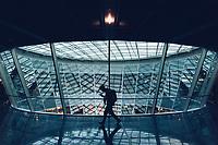 http://Duncan.co/man-walking-at-frankfurt-airport