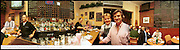 Foxtrot Oscar 1. Royal Hospital Rd. London. Gordon Ramsay & Michael Proudlock on right. 10/11/99<br /> © Copyright Photograph by Dafydd Jones 66 Stockwell Park Rd. London SW9 0DA Tel 0171 733 0108