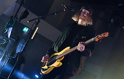 Cam Adler of Tonight Alive performs live on stage on 12 November 2018 at O2 Institute in Birmingham, England. Picture date: Monday 12 November, 2018. Photo credit: Katja Ogrin/ EMPICS Entertainment.