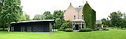 Koninklijke fotosessie 2016 op landgoed De Horsten ( het huis van de koninklijke familie)  in Wassenaar.<br /> <br /> Royal photoshoot 2016 at De Horsten estate (the home of the royal family) in Wassenaar.<br /> <br /> Op de foto / On the photo: Landgoed De Horsten - links kantoor van de koning / Estate De Horsten on the left office of the King