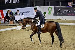 SCHMIDT Hubertus (GER), Escolar<br /> Oldenburg - AGRAVIS Cup 2019<br /> Preis der Liselott und Klaus Rheinberger Stiftung<br /> Grand Prix de Dressage<br /> CDI4* - Int. Dressurprüfung <br /> 01. November 2019<br /> © www.sportfotos-lafrentz.de/Karl-Heinz Frieler