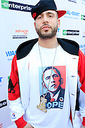 """DJ Drama at the Hip-Hop Summit's """"Get Your Money Right"""" Financial Empowerment International Tour draws hip-hop stars and financial experts to teach young people about financial literacy held at The Johnson C. Smith University's Brayboy Gymnasium on April 26, 2008..For the past three years, hip-hop stars have come out around the country to give back to their communities. Sharing personal stories about the mistakes they've made with their own finances along the way, and emphasizing the difference between the bling fantasy of videos and the realities of life, has helped young people learn the importance of financial responsibility while they're still young. With the recent housing market crash in the United States affecting the economy, jobs, student loans and consumer confidence, young people are eager to receive sound financial advice on how to best manage their money and navigate through this volatile economic environment.."""