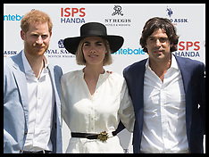 Duke of Sussex at Rome Polo Club - 24 May 2019